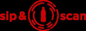 sip & scan logo