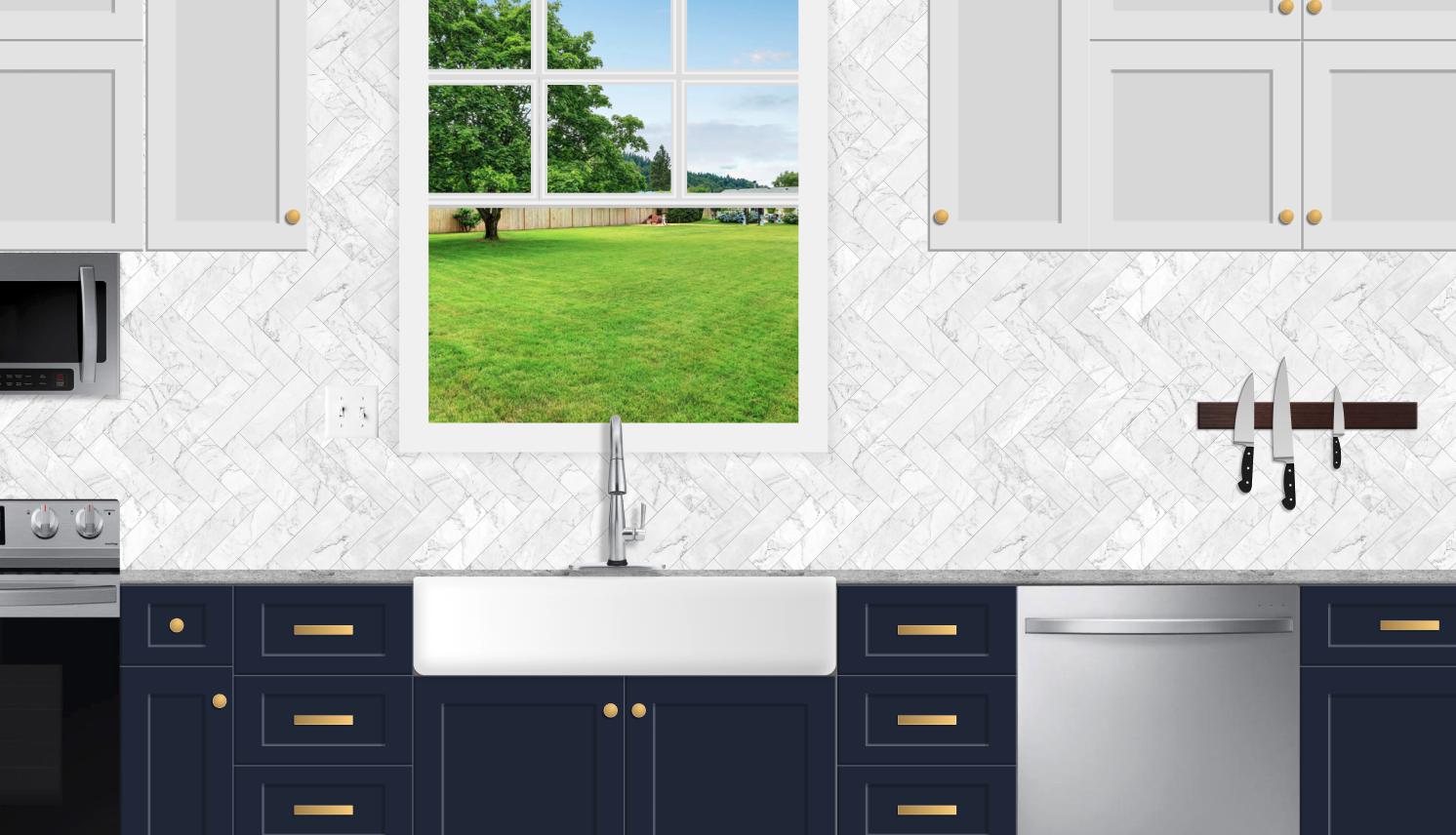 kitchen UI design